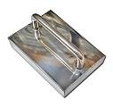 NS마그네트 강력 손잡이 자석 철편제거 125x50x30T